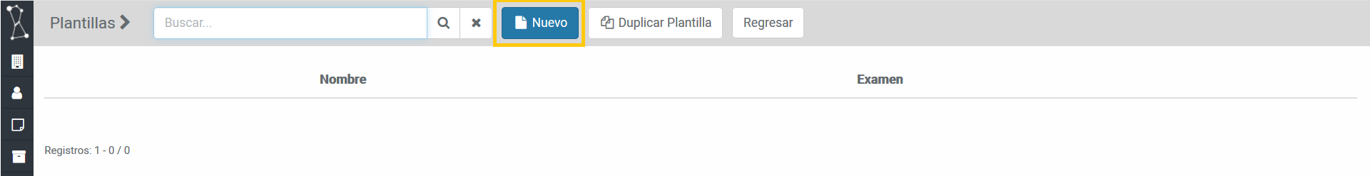 Nueva Plantilla
